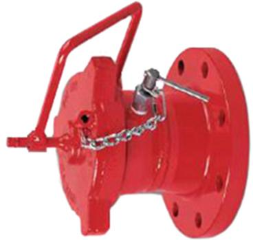 Yale Figure 515 Flanged